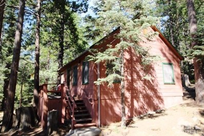 52761 Pine Ridge Road, Idyllwild, CA 92549 - MLS#: 218018398DA