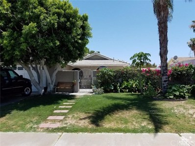 69045 Garner Avenue, Cathedral City, CA 92234 - MLS#: 218018522DA