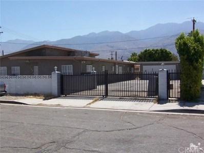 589 Mountain View Drive, Palm Springs, CA 92264 - MLS#: 218018530DA