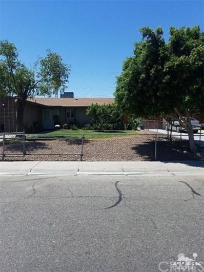 82117 Oleander Avenue, Indio, CA 92201 - MLS#: 218018626DA