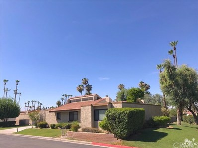 2462 Via Sonoma UNIT F, Palm Springs, CA 92264 - MLS#: 218018688DA