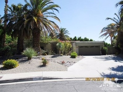 1440 Rosarito Way, Palm Springs, CA 92262 - MLS#: 218018698DA