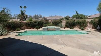 118 Fresco Lane, Palm Desert, CA 92211 - MLS#: 218019060DA