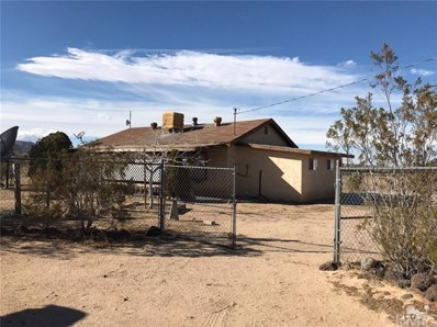 56180 Luna Vista Lane, Yucca Valley, CA 92284 - MLS#: 218019148DA
