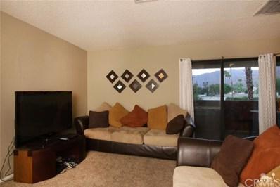 464 Calle Encilia UNIT A12, Palm Springs, CA 92262 - MLS#: 218019280DA