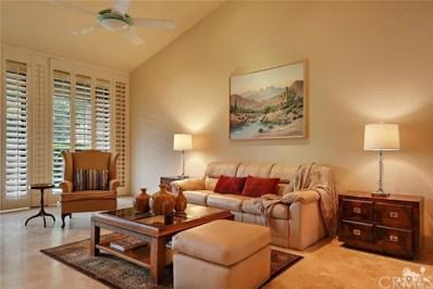 10 Valencia Drive, Rancho Mirage, CA 92270 - MLS#: 218019626DA