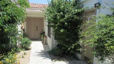 111 TORREMOLINOS Drive UNIT 111, Rancho Mirage, CA 92270 - MLS#: 218019692DA