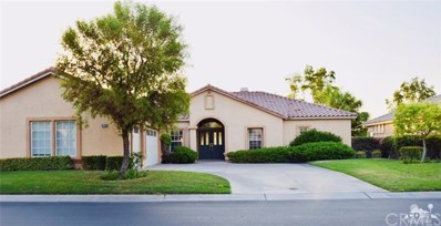 45259 Crystal Springs Drive, Indio, CA 92201 - MLS#: 218019764DA
