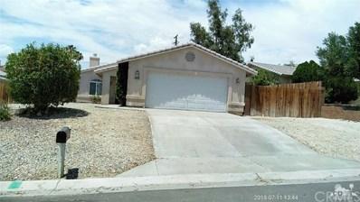 68170 Calle Azteca, Desert Hot Springs, CA 92240 - MLS#: 218019916DA