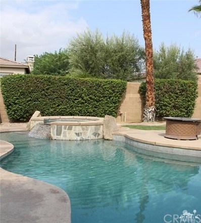 57775 Residenza Court, La Quinta, CA 92253 - MLS#: 218020028DA