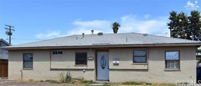 370 Willow Street, Blythe, CA 92225 - MLS#: 218020098DA