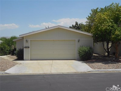 34814 Stage Drive, Thousand Palms, CA 92260 - MLS#: 218020174DA