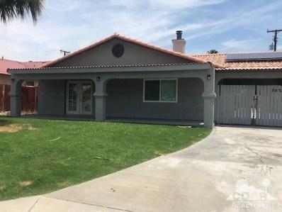 34232 Judy Lane, Cathedral City, CA 92234 - MLS#: 218020306DA