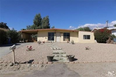66800 Buena Vista Avenue, Desert Hot Springs, CA 92240 - MLS#: 218020338DA