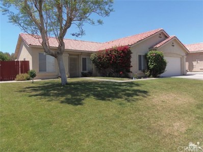31711 Via Ventana, Thousand Palms, CA 92276 - MLS#: 218020460DA