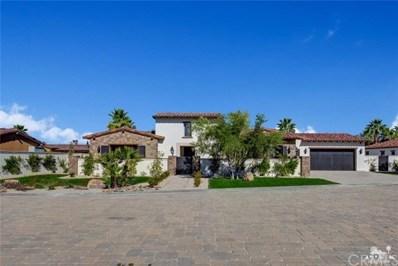 8 Via LAntico, Rancho Mirage, CA 92270 - MLS#: 218020624DA