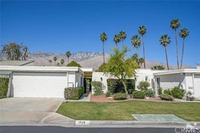 1729 Grand Bahama Drive, Palm Springs, CA 92264 - MLS#: 218020770DA