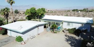 26201 Hopper Road, Desert Hot Springs, CA 92241 - MLS#: 218021148DA