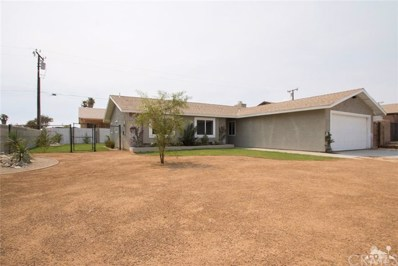 13655 Santa Ysabel Drive, Desert Hot Springs, CA 92240 - MLS#: 218021164DA