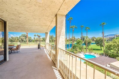 910 Island Drive UNIT 313, Rancho Mirage, CA 92270 - MLS#: 218021958DA