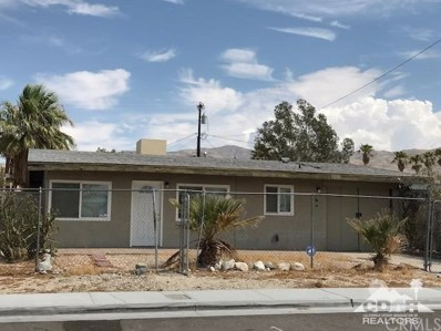 66350 Granada Avenue, Desert Hot Springs, CA 92240 - MLS#: 218021970DA
