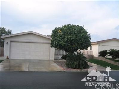 34731 Stage Drive, Thousand Palms, CA 92276 - MLS#: 218022000DA