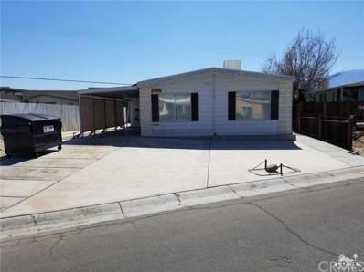 33661 Westchester Drive, Thousand Palms, CA 92276 - MLS#: 218022006DA