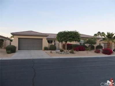 108 Bel Canto Court, Palm Desert, CA 92211 - MLS#: 218022052DA