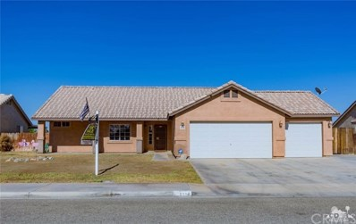 212 Shaded Palm, Blythe, CA 92225 - MLS#: 218022282DA