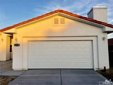 13502 Caliente Dr, Desert Hot Springs, CA 92240 - MLS#: 218022440DA