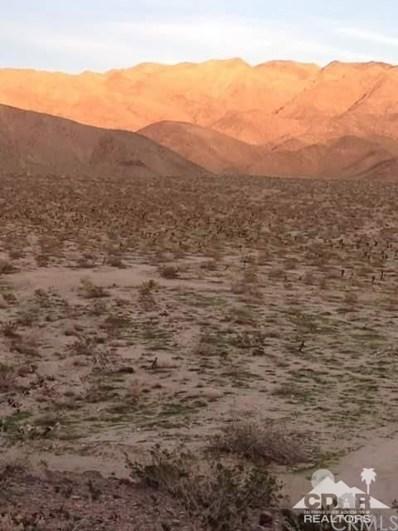 28115 Happy Valley Drive, Desert Hot Springs, CA 92241 - MLS#: 218022568DA