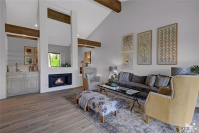 202 Green Mountain Drive, Palm Desert, CA 92211 - MLS#: 218022756DA