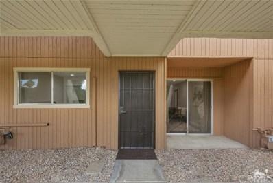 470 Villa Court UNIT 111, Palm Springs, CA 92262 - MLS#: 218023096DA