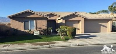 83091 Antigua Drive, Indio, CA 92201 - MLS#: 218023272DA