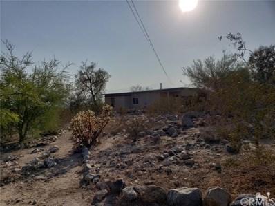 26575 Hopper Road, Desert Hot Springs, CA 92241 - MLS#: 218023280DA
