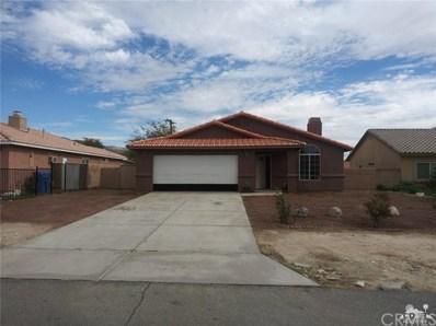 13156 La Mesa Drive, Desert Hot Springs, CA 92240 - MLS#: 218023546DA