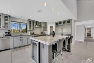 1 Gerona Drive, Rancho Mirage, CA 92270 - MLS#: 218023754DA