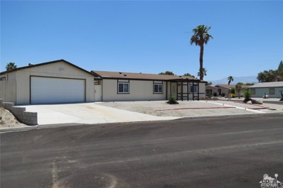 33550 Bell Road, Thousand Palms, CA 92276 - MLS#: 218023772DA