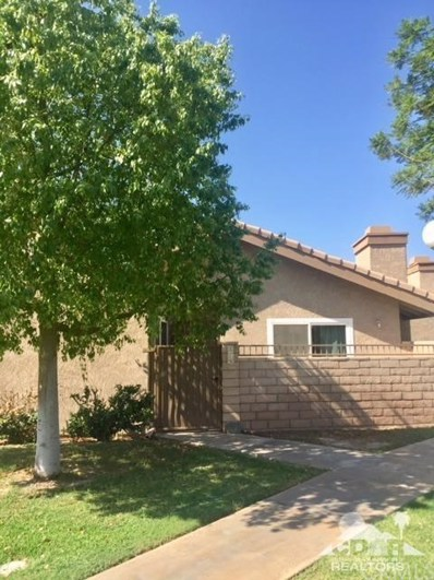 47395 Monroe Street UNIT 178, Indio, CA 92201 - MLS#: 218023990DA