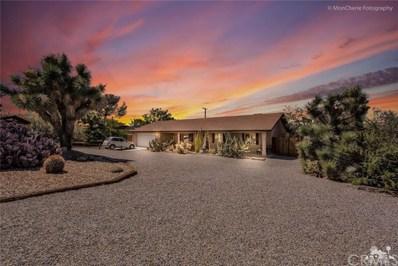 56816 Free Gold Drive, Yucca Valley, CA 92284 - MLS#: 218024120DA