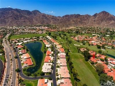 78165 Hacienda La Quinta Drive, La Quinta, CA 92253 - MLS#: 218024228DA