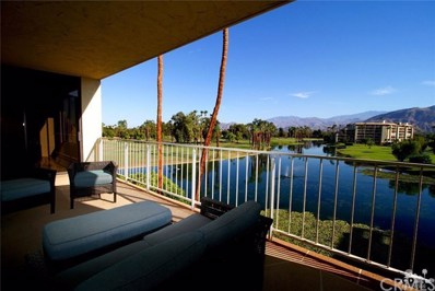 910 Island Drive UNIT 401, Rancho Mirage, CA 92270 - MLS#: 218024342DA
