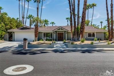 1230 San Joaquin Drive, Palm Springs, CA 92264 - MLS#: 218024384DA
