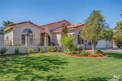 69766 Camino Pacifico, Rancho Mirage, CA 92270 - MLS#: 218024488DA