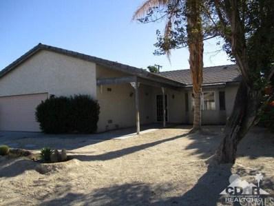 34162 Judy Lane, Cathedral City, CA 92234 - MLS#: 218024568DA