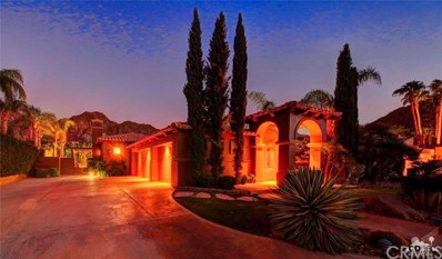 46340 Monte Sereno Drive, Indian Wells, CA 92210 - MLS#: 218024572DA
