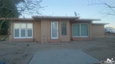 29355 Happy Valley Drive, Desert Hot Springs, CA 92241 - MLS#: 218024582DA