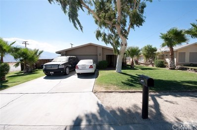 13955 El Rio Lane, Desert Hot Springs, CA 92240 - MLS#: 218024586DA