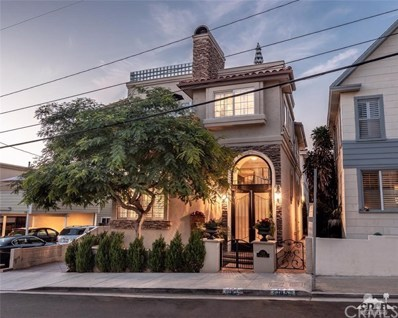 703 1st Street, Hermosa Beach, CA 90254 - MLS#: 218024616DA