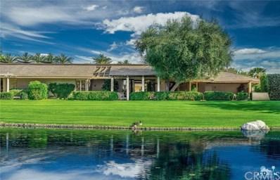4 Columbia Drive, Rancho Mirage, CA 92270 - MLS#: 218024690DA